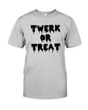 Halloween Twerk Or Treat Shirt Classic T-Shirt tile