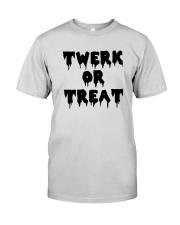 Halloween Twerk Or Treat Shirt Premium Fit Mens Tee thumbnail