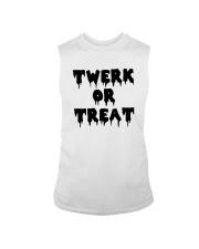 Halloween Twerk Or Treat Shirt Sleeveless Tee thumbnail