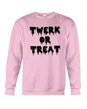 Halloween Twerk Or Treat Shirt Crewneck Sweatshirt thumbnail