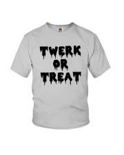 Halloween Twerk Or Treat Shirt Youth T-Shirt thumbnail