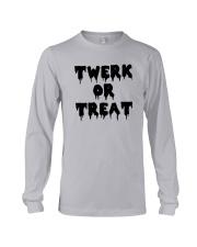 Halloween Twerk Or Treat Shirt Long Sleeve Tee thumbnail