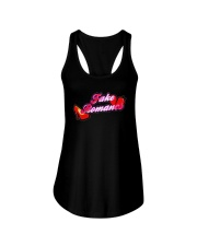 Fake Romance Shirt Ladies Flowy Tank thumbnail