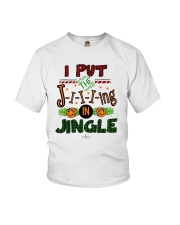 I Put Jiiiing In Jingle Shirt Youth T-Shirt thumbnail