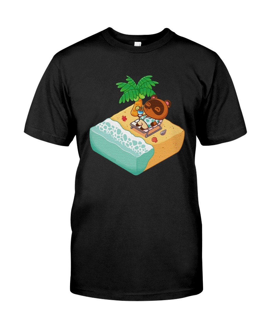 Tom Nook Hawaiian Shirt Classic T-Shirt