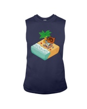 Tom Nook Hawaiian Shirt Sleeveless Tee thumbnail
