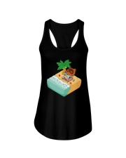 Tom Nook Hawaiian Shirt Ladies Flowy Tank thumbnail