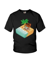 Tom Nook Hawaiian Shirt Youth T-Shirt thumbnail