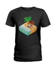 Tom Nook Hawaiian Shirt Ladies T-Shirt thumbnail