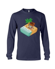 Tom Nook Hawaiian Shirt Long Sleeve Tee thumbnail