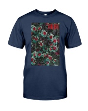 The 1975 Flower Shirt Classic T-Shirt tile
