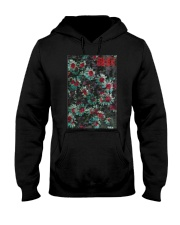 The 1975 Flower Shirt Hooded Sweatshirt thumbnail