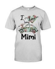 Flower Truck I Love Being Mimi Shirt Premium Fit Mens Tee thumbnail