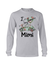 Flower Truck I Love Being Mimi Shirt Long Sleeve Tee thumbnail