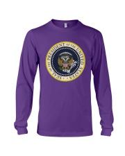 Photoshopped Trump's Presidential Seal Shirt Long Sleeve Tee thumbnail