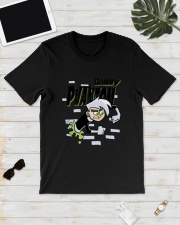 Mark Phillips Danny Phantom Shirt Classic T-Shirt lifestyle-mens-crewneck-front-17