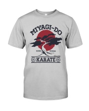 Miyagi Do Reseda Okinawa Karate Shirt Classic T-Shirt tile