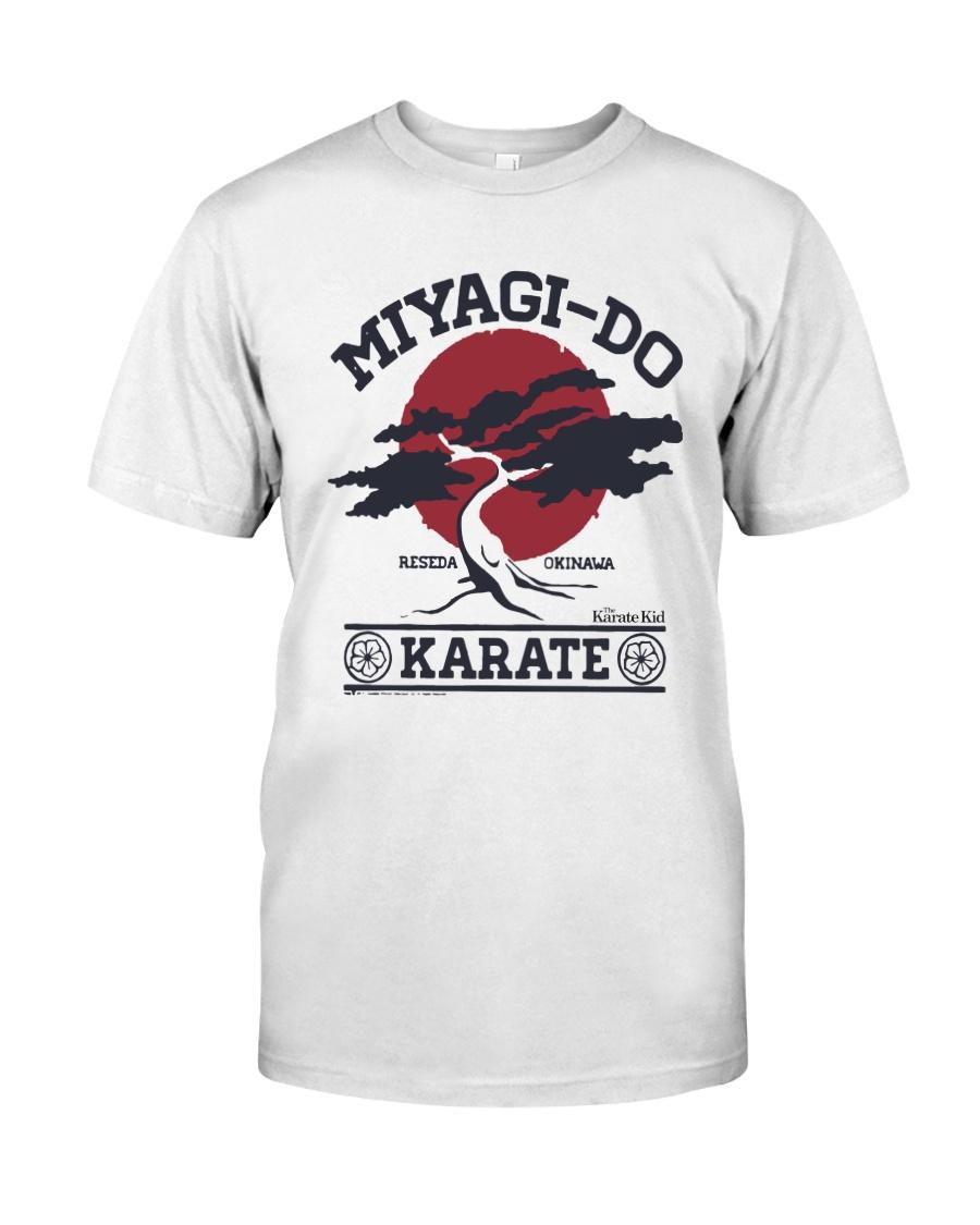 Miyagi Do Reseda Okinawa Karate Shirt Classic T-Shirt