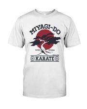 Miyagi Do Reseda Okinawa Karate Shirt Classic T-Shirt front