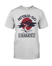 Miyagi Do Reseda Okinawa Karate Shirt Premium Fit Mens Tee thumbnail