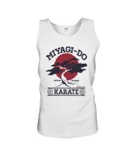 Miyagi Do Reseda Okinawa Karate Shirt Unisex Tank thumbnail