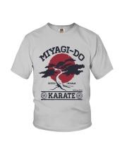 Miyagi Do Reseda Okinawa Karate Shirt Youth T-Shirt thumbnail