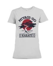 Miyagi Do Reseda Okinawa Karate Shirt Premium Fit Ladies Tee thumbnail