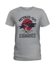 Miyagi Do Reseda Okinawa Karate Shirt Ladies T-Shirt thumbnail