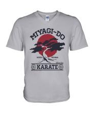 Miyagi Do Reseda Okinawa Karate Shirt V-Neck T-Shirt thumbnail