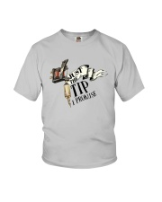 Tattoo Machine Just The Tip I Promise Shirt Youth T-Shirt thumbnail