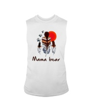Native Feather Mama Bear Shirt Sleeveless Tee thumbnail
