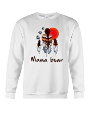 Native Feather Mama Bear Shirt Crewneck Sweatshirt thumbnail