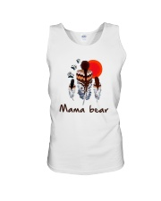 Native Feather Mama Bear Shirt Unisex Tank thumbnail