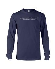 Phora Follow Dreams They Take Us Far Moon Shirt Long Sleeve Tee thumbnail