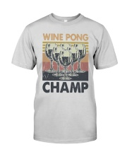 Vintage Wine Pong Champ Shirt Premium Fit Mens Tee thumbnail