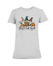 Gnomies Happy Fall Y'all Shirt Premium Fit Ladies Tee thumbnail