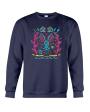 Follow Me Into The Void Shirt Crewneck Sweatshirt thumbnail