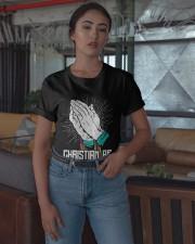 Young Bucks Christian Af Shirt Classic T-Shirt apparel-classic-tshirt-lifestyle-05