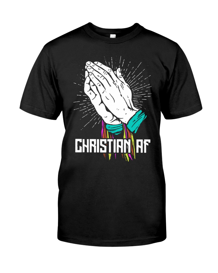 Young Bucks Christian Af Shirt Classic T-Shirt
