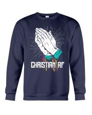 Young Bucks Christian Af Shirt Crewneck Sweatshirt thumbnail