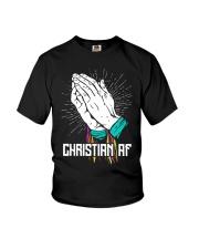 Young Bucks Christian Af Shirt Youth T-Shirt thumbnail