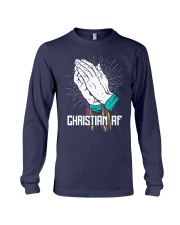 Young Bucks Christian Af Shirt Long Sleeve Tee thumbnail