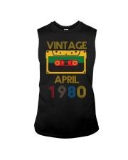 Video Tape Vintage April 1980 Shirt Sleeveless Tee thumbnail