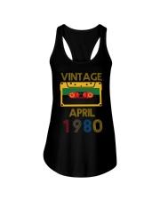 Video Tape Vintage April 1980 Shirt Ladies Flowy Tank thumbnail