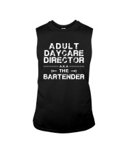 Adult Daycare Director Aka The Bartender Shirt Sleeveless Tee thumbnail