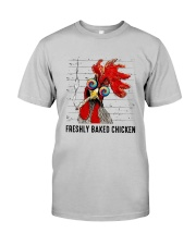 Freshly Baked Chicken Shirt Classic T-Shirt tile