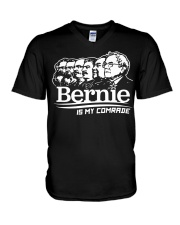 Bernie Is My Comrade Shirt V-Neck T-Shirt thumbnail