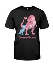 Dinosaur Grandma Saurus Shirt Premium Fit Mens Tee thumbnail