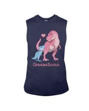 Dinosaur Grandma Saurus Shirt Sleeveless Tee thumbnail