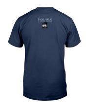 Sanction How Much Longer Will I Witness Shirt Classic T-Shirt back